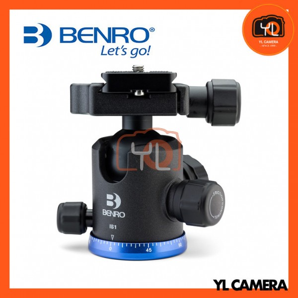 Benro IB1 Triple Action Ball Head