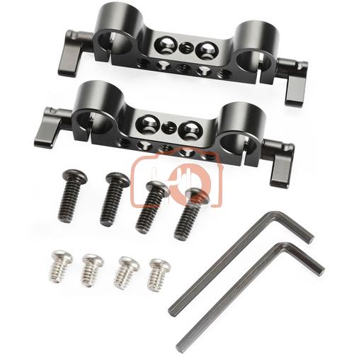 SmallRig Super Lightweight 15mm-Railblock (2pcs Pack) 2061