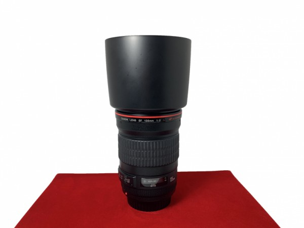 [USED-PJ33] Canon 135mm F2 L EF USM, 90% Like New Condition (S/N:203311)
