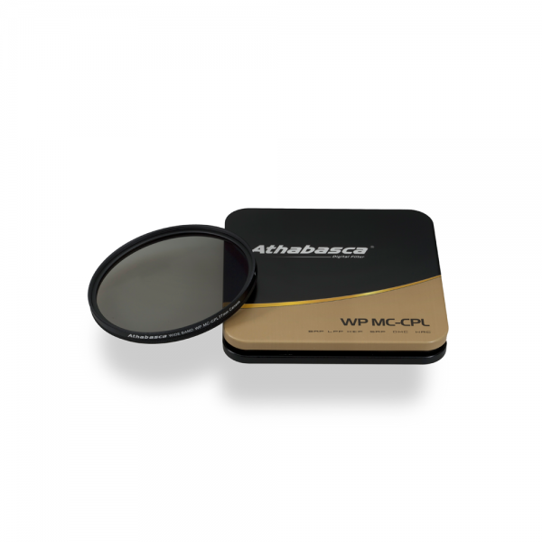 Athabasca 58mm WP MC CPL Filters
