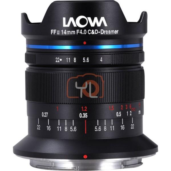 Laowa 14mm F4 FF RL Zero-D (Nikon Z)