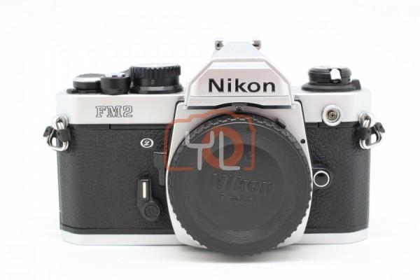 [USED-PUDU] Nikon FM2N Film Camera 90%LIKE NEW CONDITION SN:7486616
