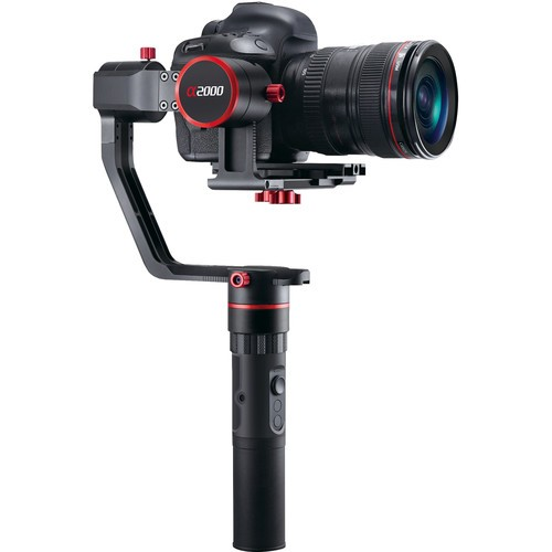FeiyuTech A2000 3-Axis Handheld Gimbal for Mirrorless and DSLR Cameras