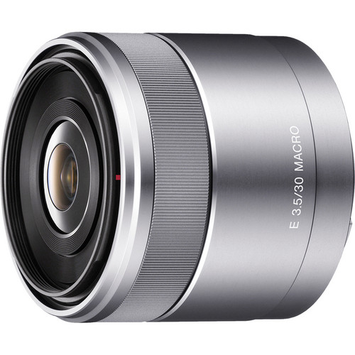 Sony E 30mm F3.5 Macro (SEL30M35)