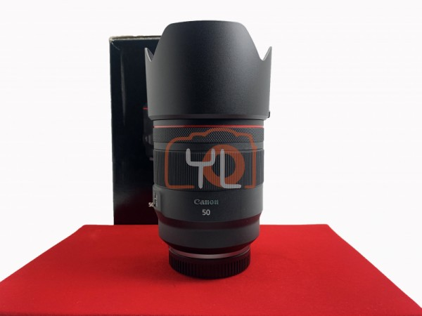 [USED-PJ33] Canon 50mm F1.2 RF L USM , 98% Like New Condition (S/N:7000000105)