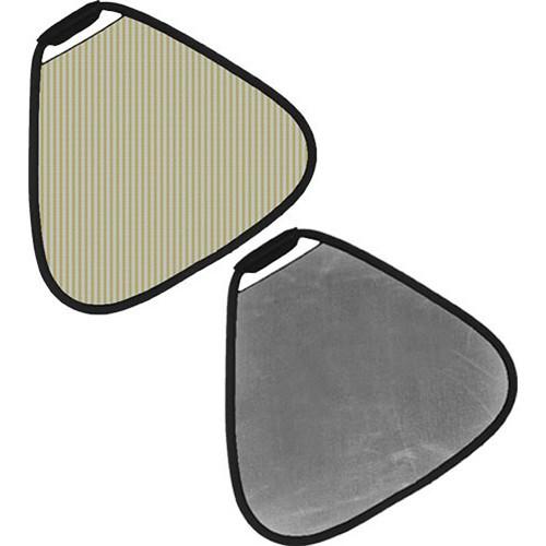 (SPECIAL DEAL) Lastolite TriGrip Reflector, Sunfire/Silver - 30