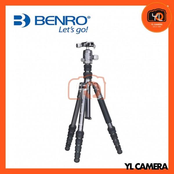 Benro FBAT05AVX20 Bat Zero Series Aluminum Travel Tripod with VX20 Ball Head