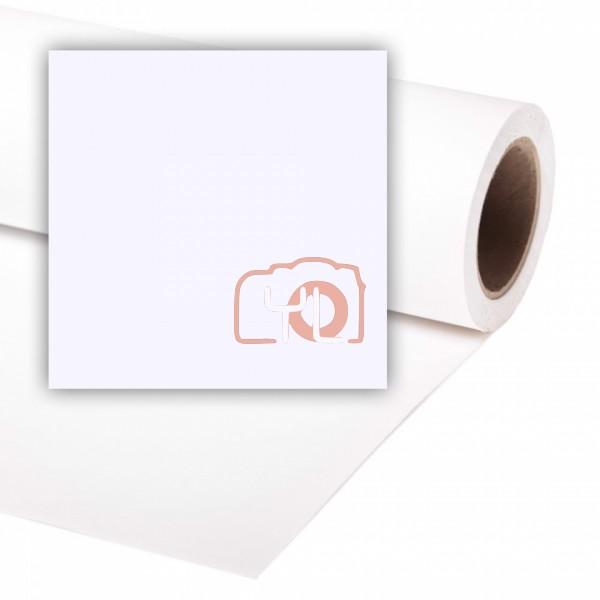 Colorama Paper Background 2.72 x 11m Arctic White