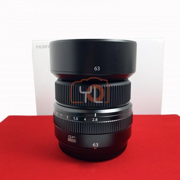 [USED-PJ33] Fujifilm GF 63mm F2.8 R WR, 95% Like New Condition (S/N:68A01305)