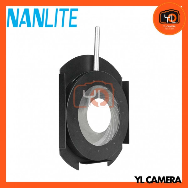 Nanlite PJ-FZ60-AI Iris for Forza 60 and 60B LED Monolight Projector