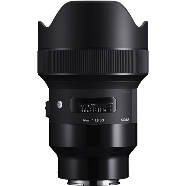 Sigma 14mm f/1.8 DG HSM Art Lens (Sony E)