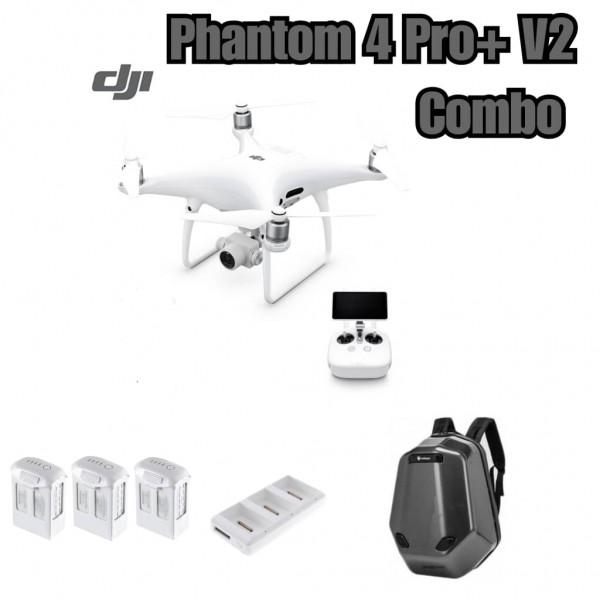 (Pre-Order) DJI Phantom 4 Pro+ W/ 3 Batteries Combo