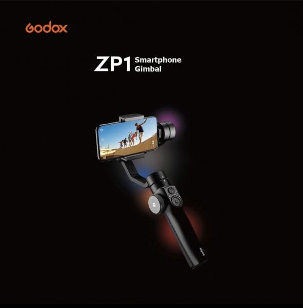 (Per-Order) Godox ZP1 Smartphone Gimbal