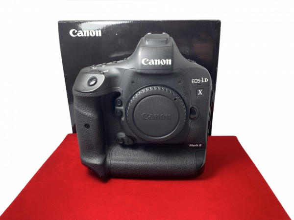 [USED-PJ33] CANON Eos 1DX Mark II Body (SC:25K), 80% Like New Condition (S/N:218017000111)