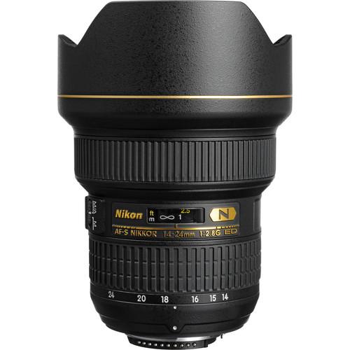 (Merdeka PROMO) Nikon 14-24mm F2.8G AF-S
