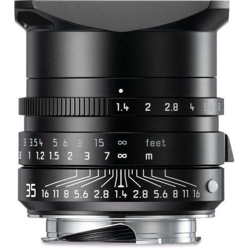 Leica 35mm F1.4 Summilux-M ASPH. - Leitz Wetzlar (11700)