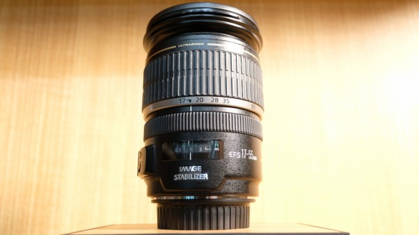 [USED-LOWYAT] CANON 17-55MM F2.8 EFS IS USM LENS 90%LIKE NEW CONDITION SN:22600594