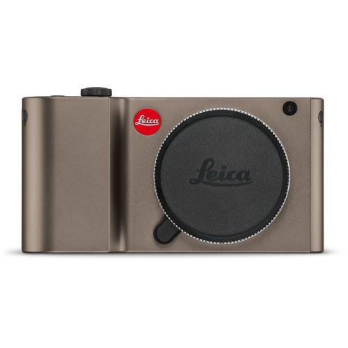 Leica TL Mirrorless Camera (Titanium) - 18112
