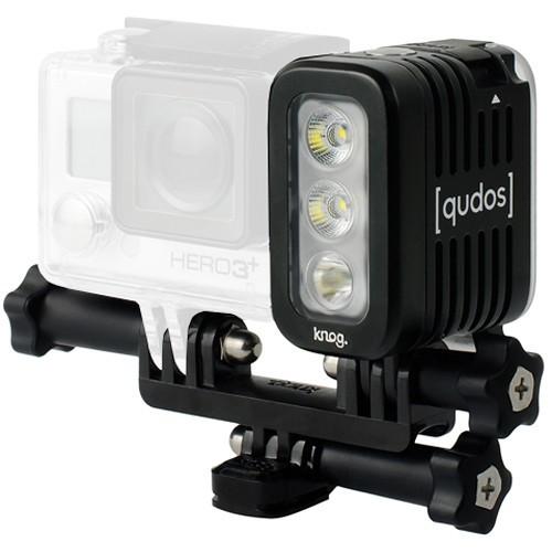 Qudos Action Video Light (Black)