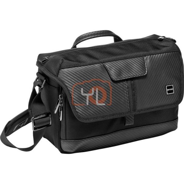 Gitzo GCB100MS Century Camera Compact Messenger Bag (Black)