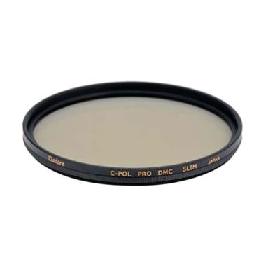 Daisee 72mm CPL Pro DMC Slim Filter