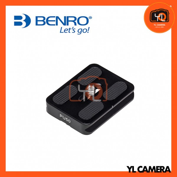 Benro PU-50 Slide-In Quick Release Plate