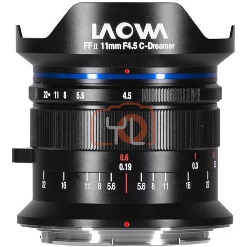 Laowa 11mm F4.5 FF RL Lens for Nikon Z