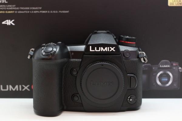 [USED-PUDU] Panasonic Lumix DC-G9 CAMERA BODY 98%LIKE NEW CONDITION SN:WE8AA003708