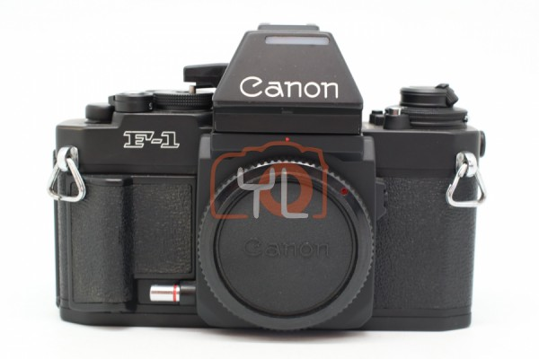 [USED-PUDU] Canon New F-1 AE 35mm SLR Flim Camera 95%LIKE NEW CONDITION SN:256189