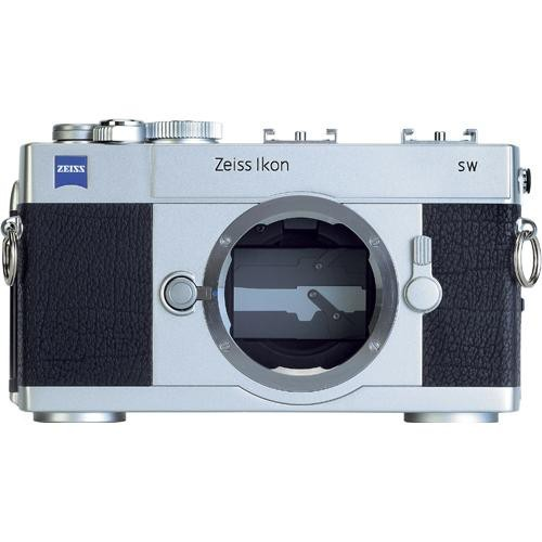 ZEISS Ikon SW Super Wide 35mm Rangefinder Manual Focus Camera Body - Silver