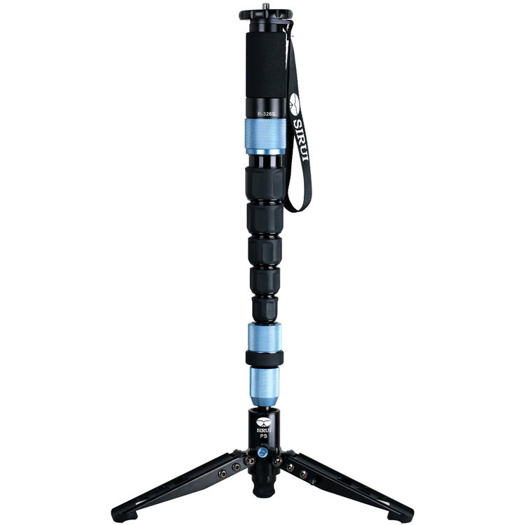 Sirui P-326SR Carbon Fibre Video Monopod