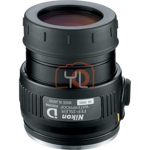 Nikon FEP-25LER 20x/25x Fieldscope Spotting Scope Eyepiece