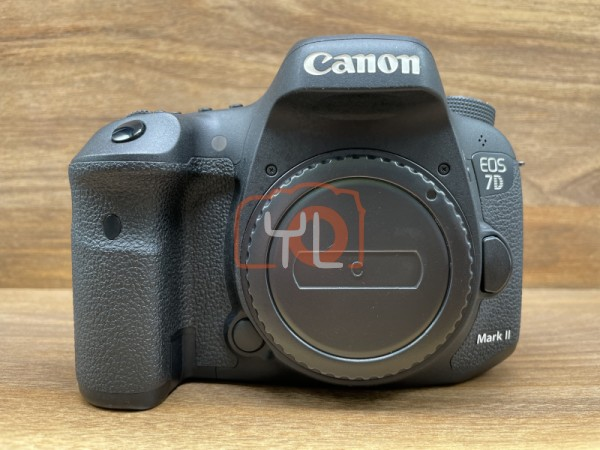 [USED @ YL LOW YAT]-Canon EOS 7D Mark II Camera Body [ shutter count 20758 ],90% Condition Like New,S/N:212054002467