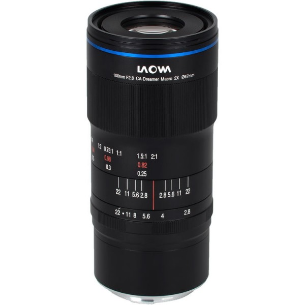 Laowa 100mm f/2.8 2X Ultra Macro APO Lens (Canon RF)