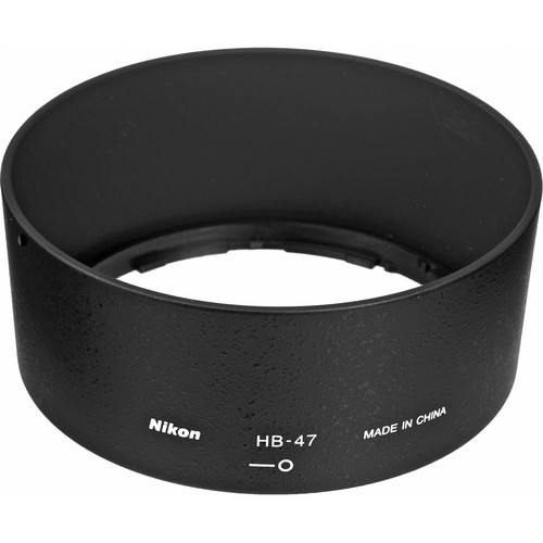 Nikon HB-47 Bayonet Lens Hood for AF-S 50mm F1.4G