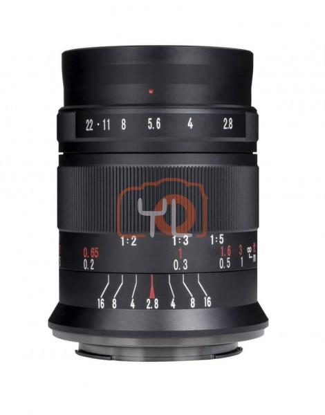 7artisans 60mm F2.8 Mark II MACRO Lens