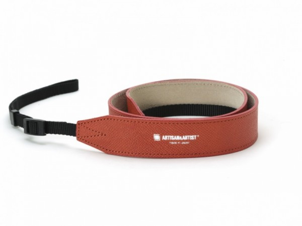 Artisan & Artist ACAM-600N Soft Leather Camera Strap (Orange