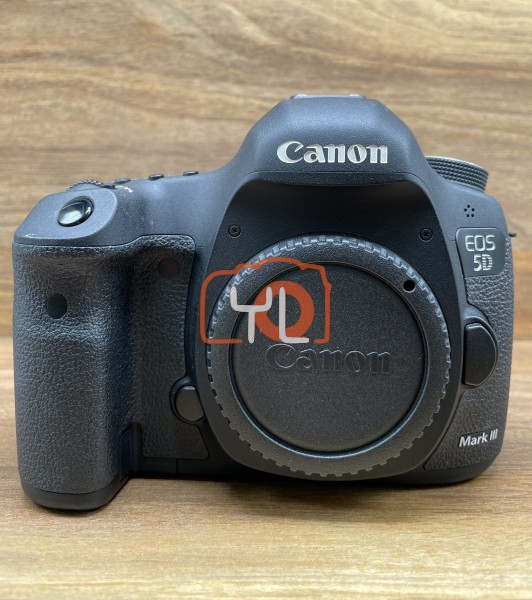 [USED @ YL LOW YAT]-Canon EOS 5D Mark III DSLR Camera Body [shutter count 21039],90% Condition Like New,S/N:032521376437