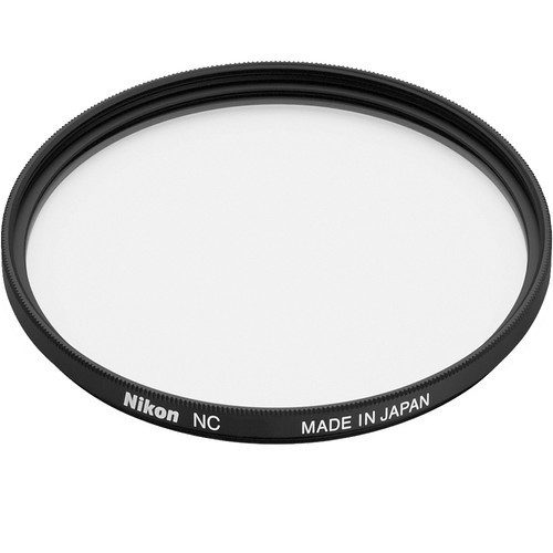 Nikon 55mm Clear NC Glass Filter