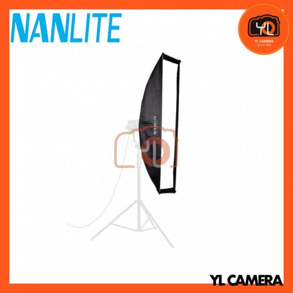 Nanlite SB-ST-140X30 Stripbank Softbox with Bowens Mount