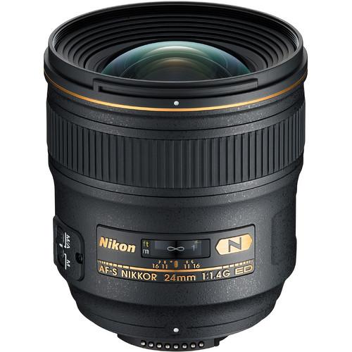 Nikon 24mm F1.4G AF-S