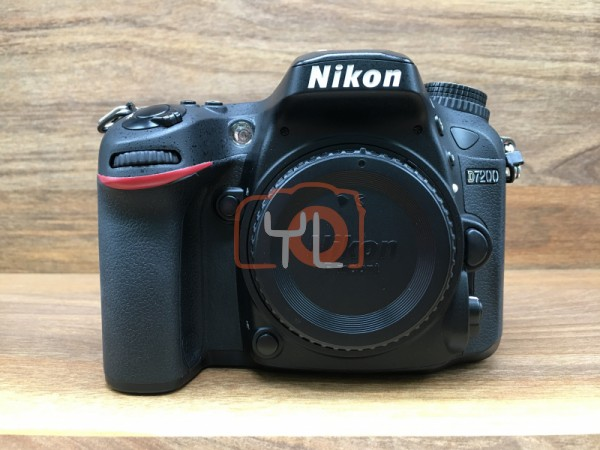 [USED @ YL LOW YAT]-Nikon D7200 Camera Body [ shutter count 21721 ],90% Condition Like New,S/N:6100203