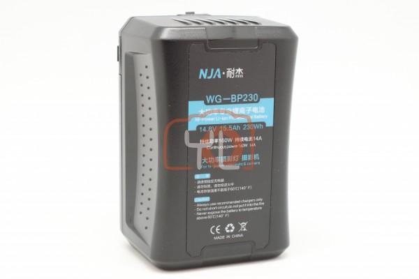 NJA WG-BP230 V-Mount Battery