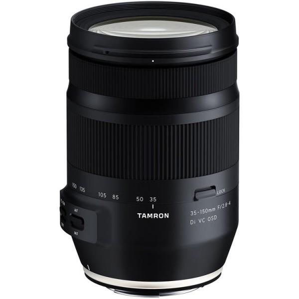 Tamron 35-150mm F2.8-4 Di VC OSD Lens for Nikon F