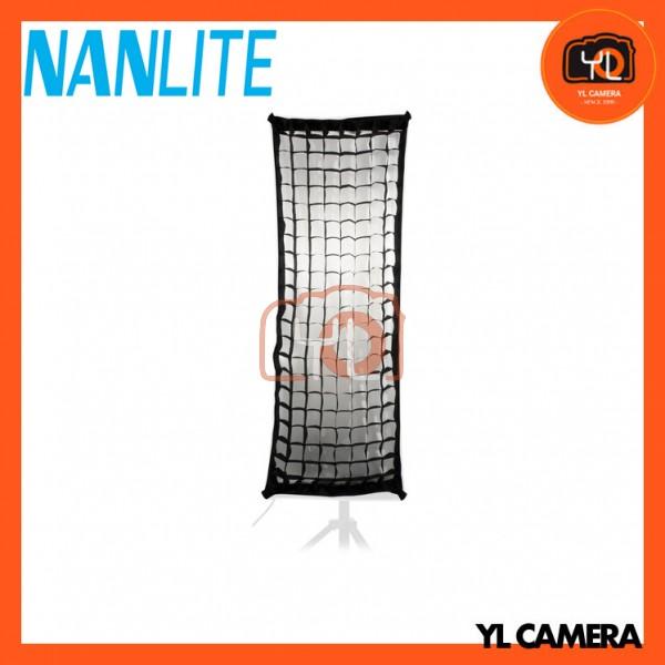 Nanlite EC-110X45 Fabric Grid for Asymmetrical Stripbank Softbox