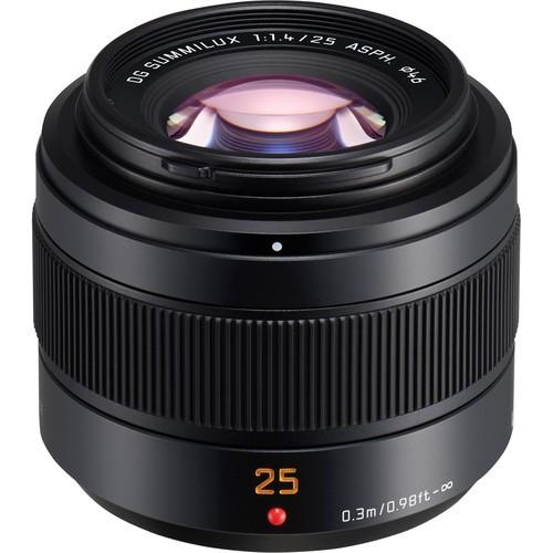 Panasonic Leica 25mm F1.4 II DG Summilux ASPH. (H-XA025)