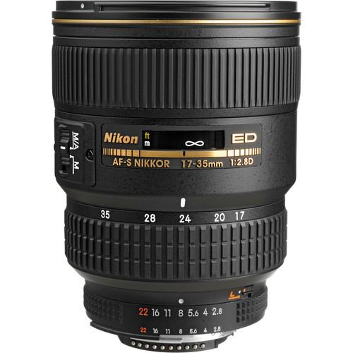 Nikon 17-35mm F2.8 AF-S