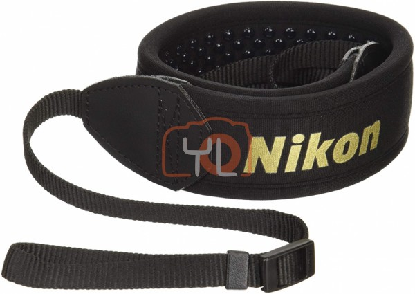 Nikon AN-SNP001 Soft Rubber Strap