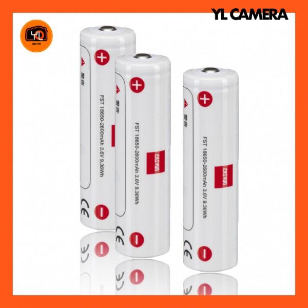Zhiyun-Tech 18650 Battery 2600mAh for GIMBAL (Pack of 3)
