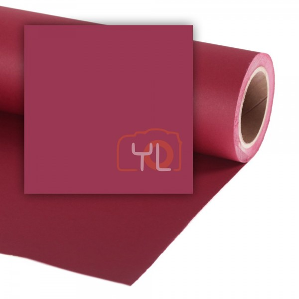 Colorama Paper Background 2.72 x 11m Crimson
